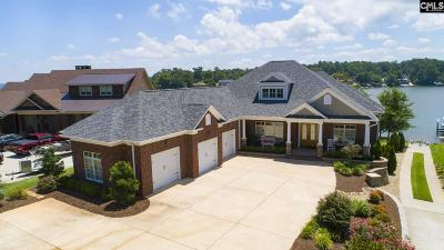 Lexington County, Newberry County, Richland County, Saluda County Single Family Home For Sale: 524 Harbor Heights