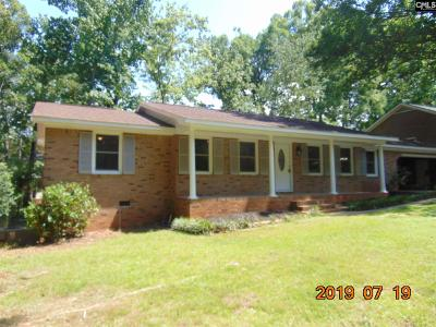 Irmo Single Family Home For Sale: 407 Marston Moor