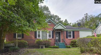Columbia Single Family Home For Sale: 3225 Makeway