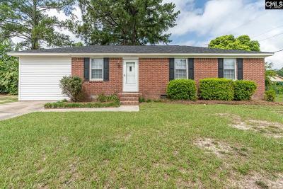 Lexington County Single Family Home For Sale: 223 Oak Ridge