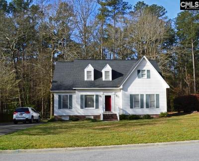 Columbia Single Family Home For Sale: 1629 Forest Trace