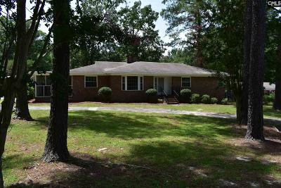 Columbia SC Single Family Home For Sale: $150,900