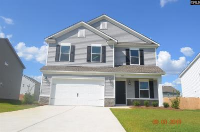 West Columbia Single Family Home For Sale: 745 Lansford Bay