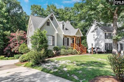 Single Family Home For Sale: 321 Saddlebrooke