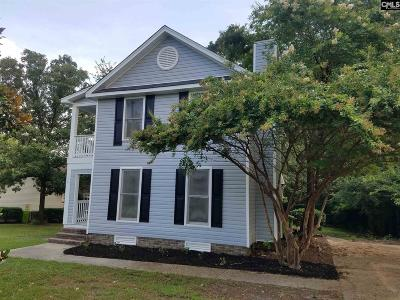 Irmo Single Family Home For Sale: 18 Angela Dawn