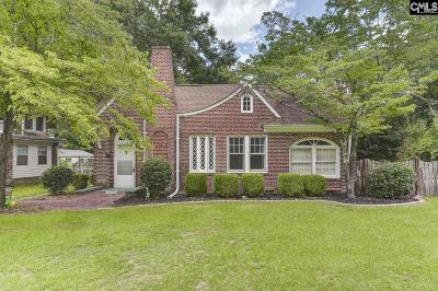 Single Family Home For Sale: 110 N Peachtree