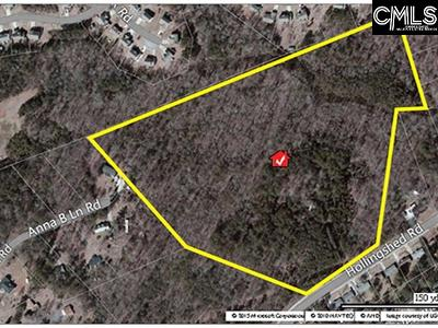 Irmo Residential Lots & Land For Sale: 1627 Hollingshed