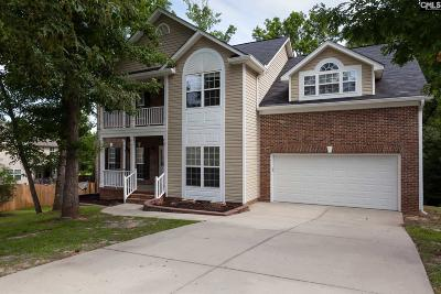 Irmo Single Family Home For Sale: 61 Doland