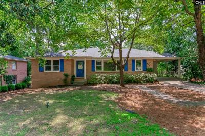 Cayce Single Family Home For Sale: 933 Gabriel