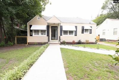 West Columbia Single Family Home For Sale: 342 Epting