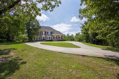 Single Family Home For Sale: 9 Pocosin