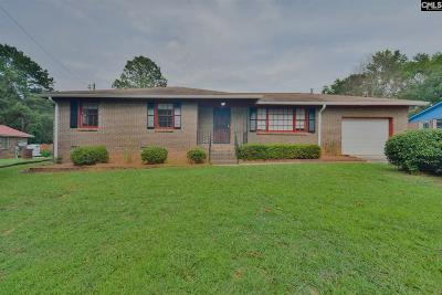 Newberry County Single Family Home For Sale: 4042 Frazier