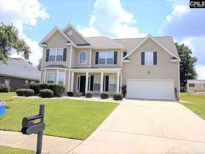 Irmo Single Family Home For Sale: 113 Dutch Oaks