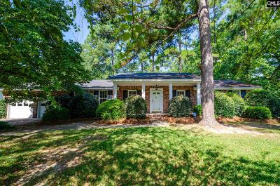 Columbia Single Family Home For Sale: 663 Old Friars