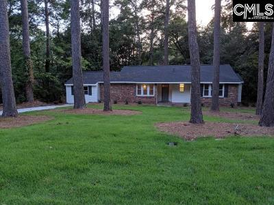 Columbia SC Single Family Home For Sale: $338,000