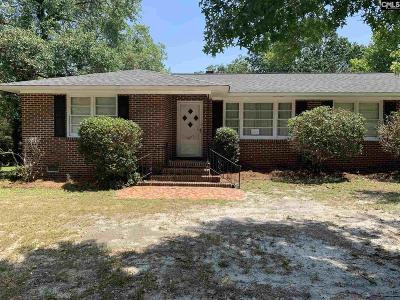 Cayce, Springdale, West Columbia Single Family Home For Sale: 1007 Sightler