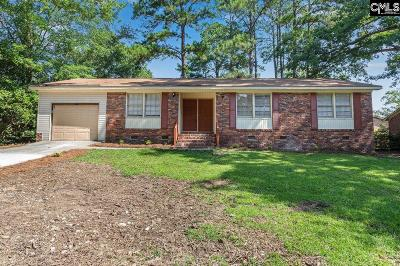 Lexington County, Richland County Single Family Home For Sale: 2259 Rolling Hills