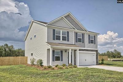 West Columbia Single Family Home For Sale: 352 Summer Creek (Lot 44)