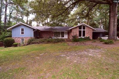 Kershaw County Single Family Home For Sale: 3 Pine Top