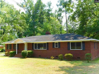 Single Family Home For Sale: 413 Saluda