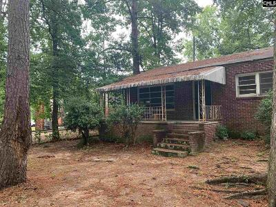 Columbia Single Family Home For Sale: 1112 Ashley