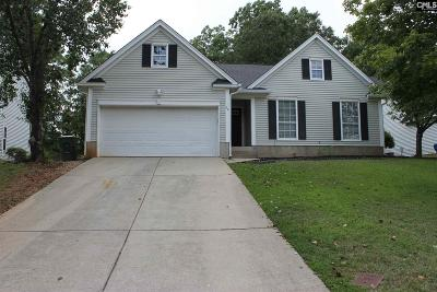 Lexington County, Richland County Single Family Home For Sale: 50 Upper Loop Way