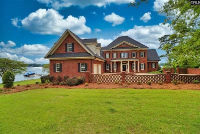 Lexington County, Newberry County, Richland County, Saluda County Single Family Home For Sale: 1394 Peninsula Dr