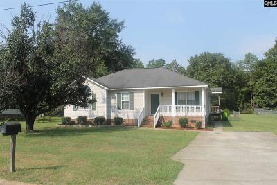 Blythewood Single Family Home For Sale: 105 Dawson Pond