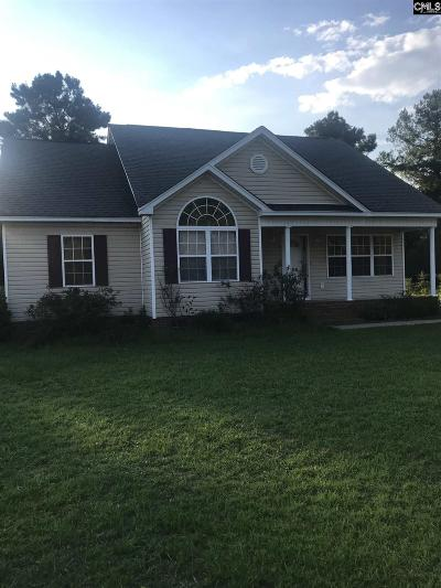 Orangeburg Single Family Home For Sale: 405 Lombardi