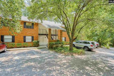 Lexington County, Richland County Condo For Sale: 3921 Overbrook Dr #B