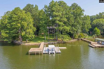 Wateree Hills, Lake Wateree, wateree keys, wateree estate, lake wateree - the woods Single Family Home For Sale: 2223 Lakeshore
