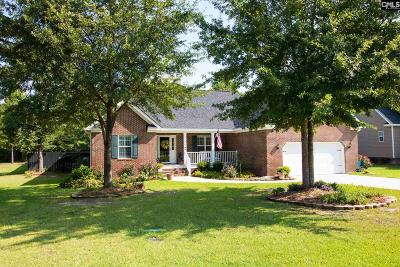 Camden Single Family Home For Sale: 119 Southern Oak