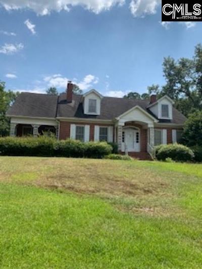 Saluda Single Family Home For Sale: 517 W Church