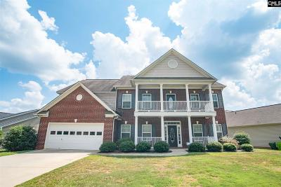 Irmo Single Family Home For Sale: 756 Saxony Dr