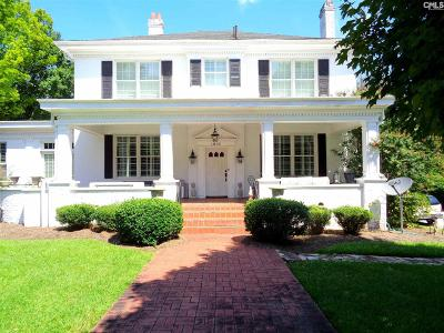 Newberry Single Family Home For Sale: 1805 Main
