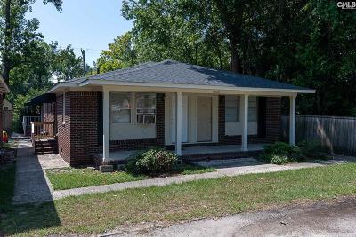 Columbia Multi Family Home For Sale: 3628 Live Oak
