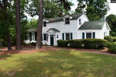 Cayce Single Family Home For Sale: 1109 Axtell