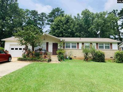 Lexington County, Richland County Single Family Home For Sale: 209 Avery