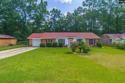 Lexington County, Richland County Single Family Home For Sale: 1920 Sapling