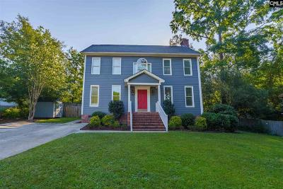 Columbia Single Family Home For Sale: 25 Oak Hollow