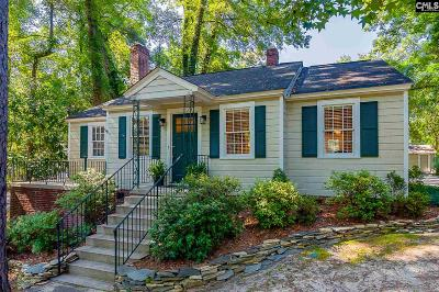 Columbia Single Family Home For Sale: 103 Academy