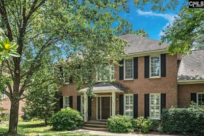 Columbia Single Family Home For Sale: 121 Chancery
