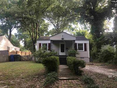Columbia Single Family Home For Sale: 2826 Lincoln