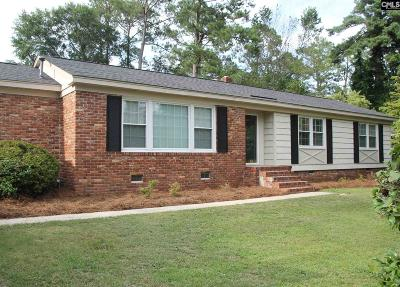 Columbia Single Family Home For Sale: 1101 Haven