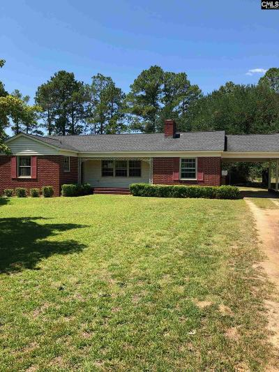 Kershaw County Single Family Home For Sale: 2787 Bethune