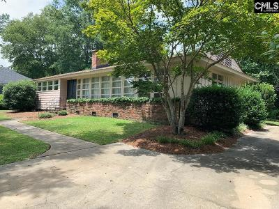 Sumter Single Family Home For Sale: 32 Tucson Dr.