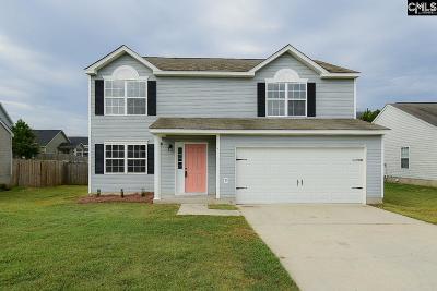 Lexington County, Richland County Single Family Home For Sale: 124 Cascade Dr