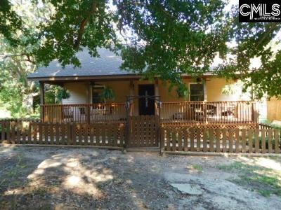 Newberry County Single Family Home Contingent Sale-Closing: 3366 New Hope