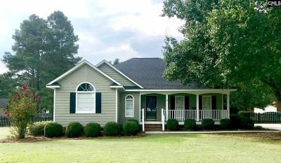 Orangeburg Single Family Home For Sale: 118 Arundel