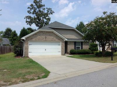 Single Family Home For Sale: 216 Cinnamon Hills